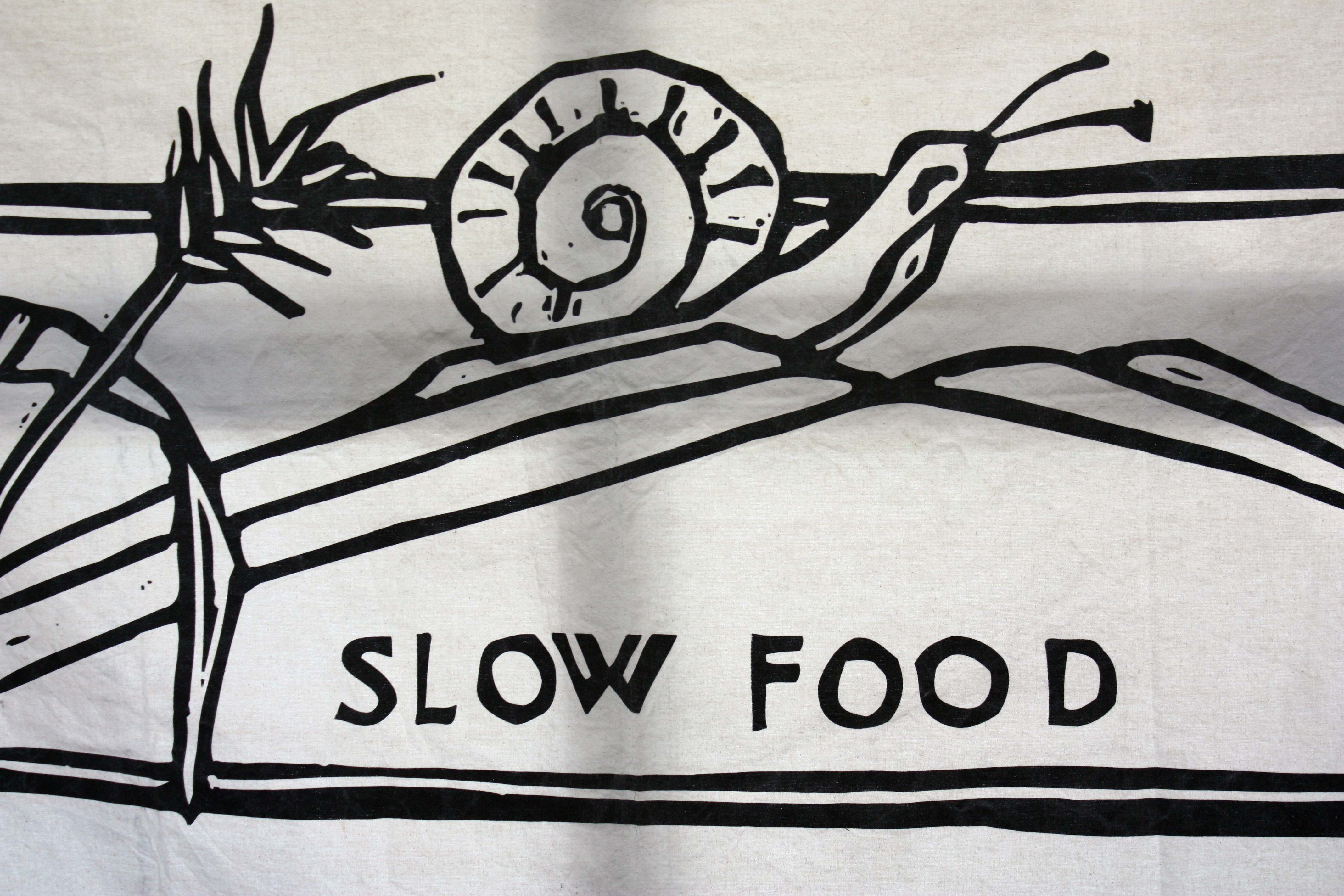 the slow food movement essay Free essay / term paper: slow food movement as winter draws in, holiday memories of strolling around continental street markets, cooking fresh, locally grown produce and lingering over delicious meals begin to fade, to be replaced by the unromantic reality of rushed shopping, cooking and eating.