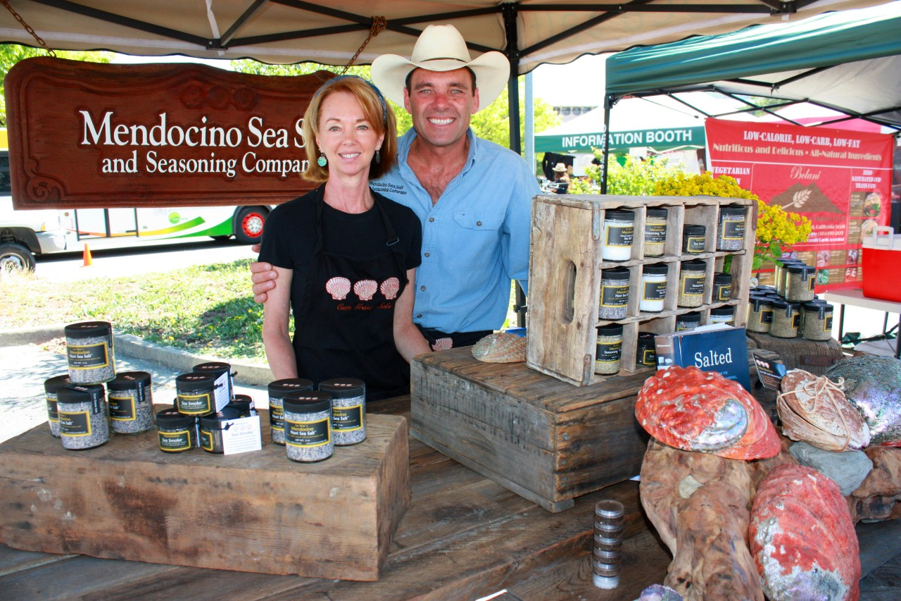 The Spice Of Life: Mendocino Sea Salt & Seasoning Company