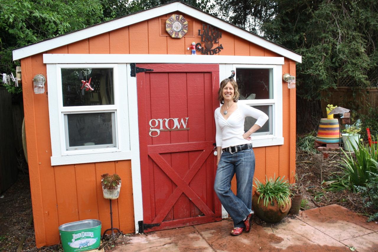 """""""Talking Dirt"""" with Gardening Guru AnnieSpiegelman"""
