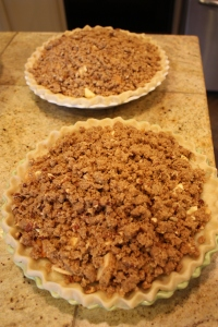 Gravenstein Apple Pie