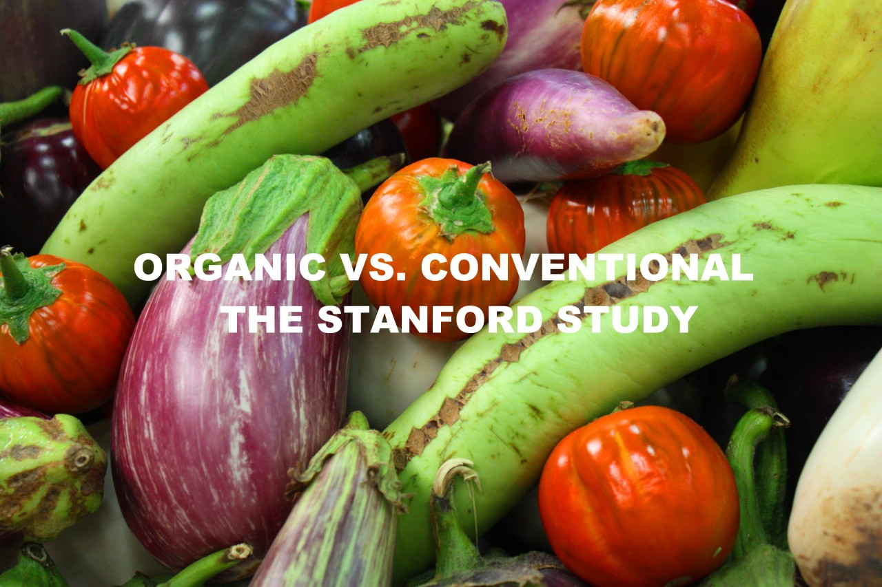 Is Organic Really Better For You? A Commentary on the Stanford Study