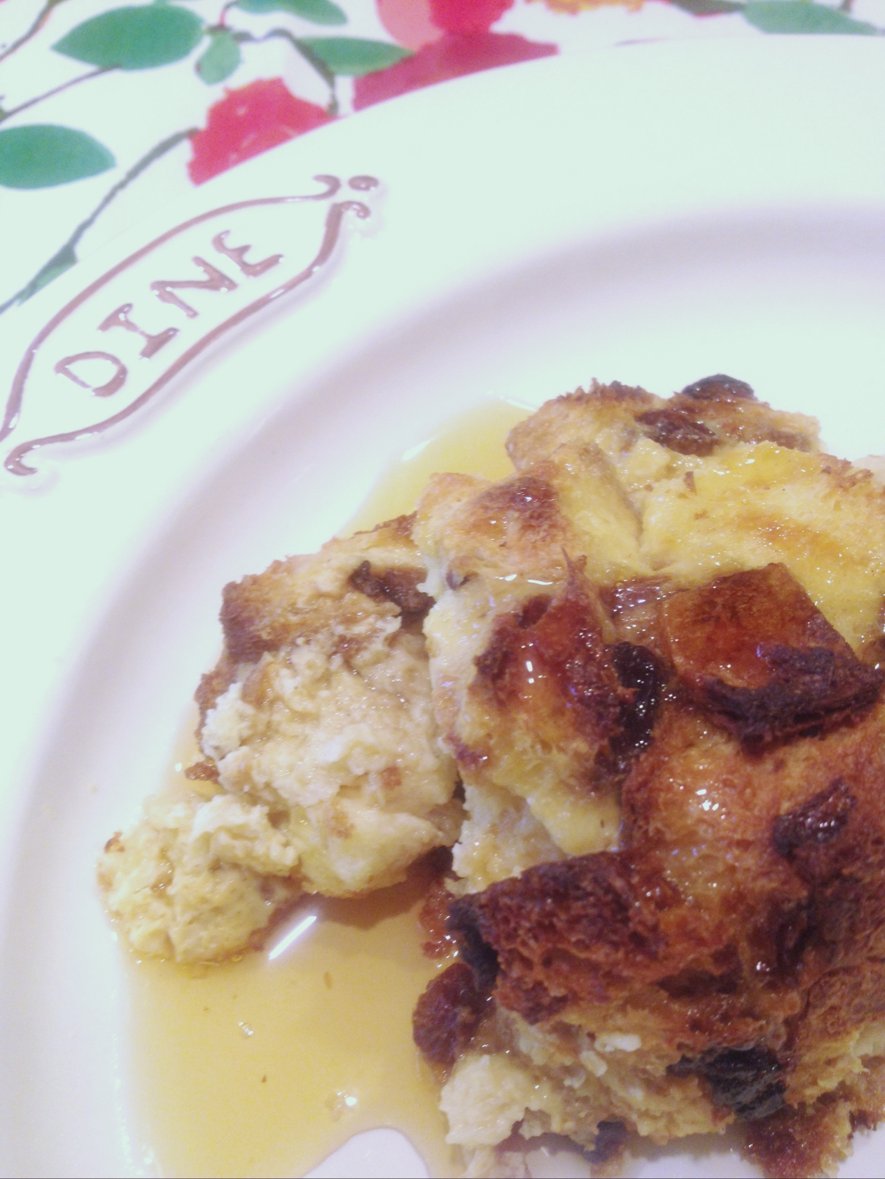 Breakfast Traditions: New Year's Panettone French Toast