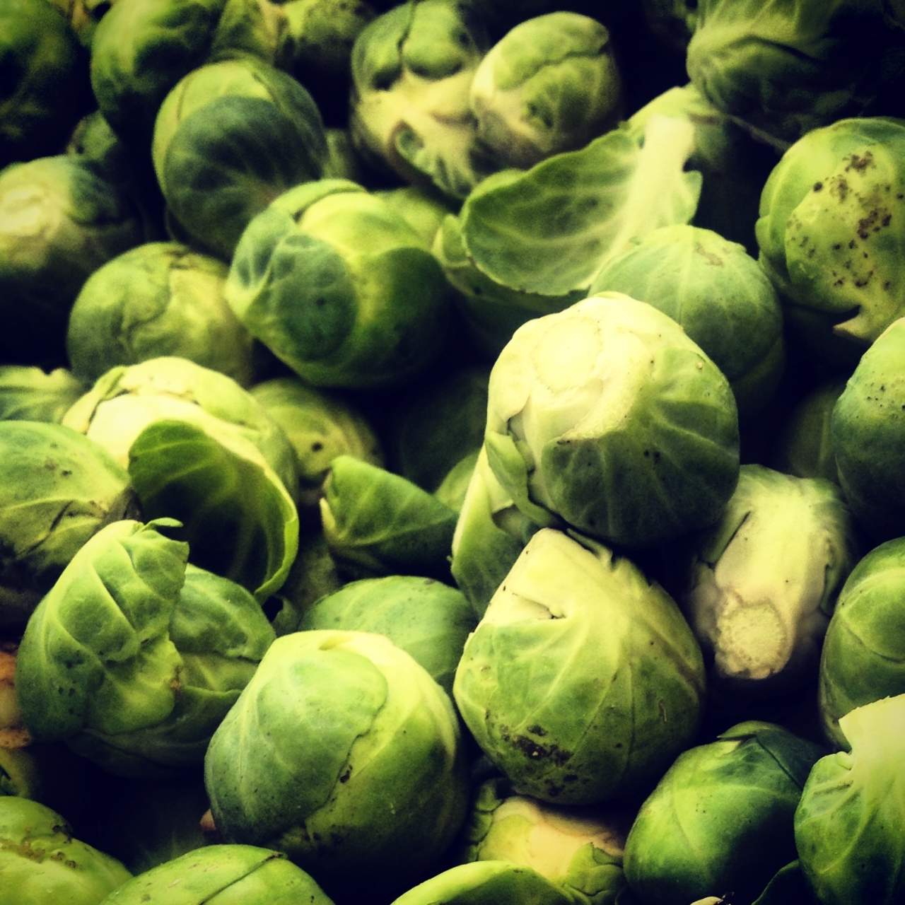 Finding Love for Brussels Sprouts