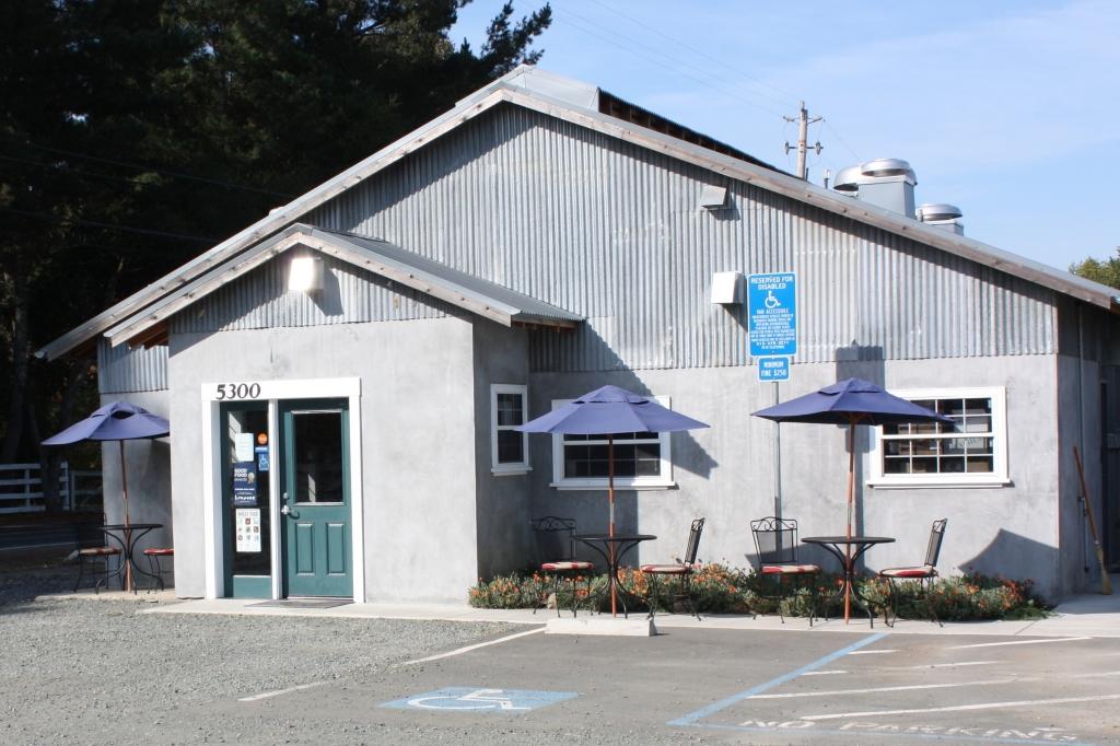 NVCC Farm Store Exterior