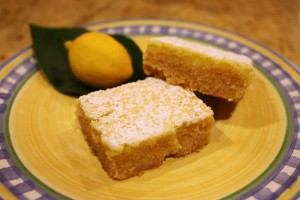 Jean's Lemon Bars