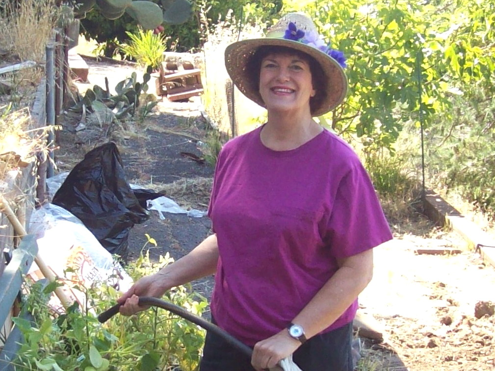 Edible Landscapes: Introducing Susan Miller and the Marin Garden Challege