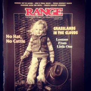 Range magazine