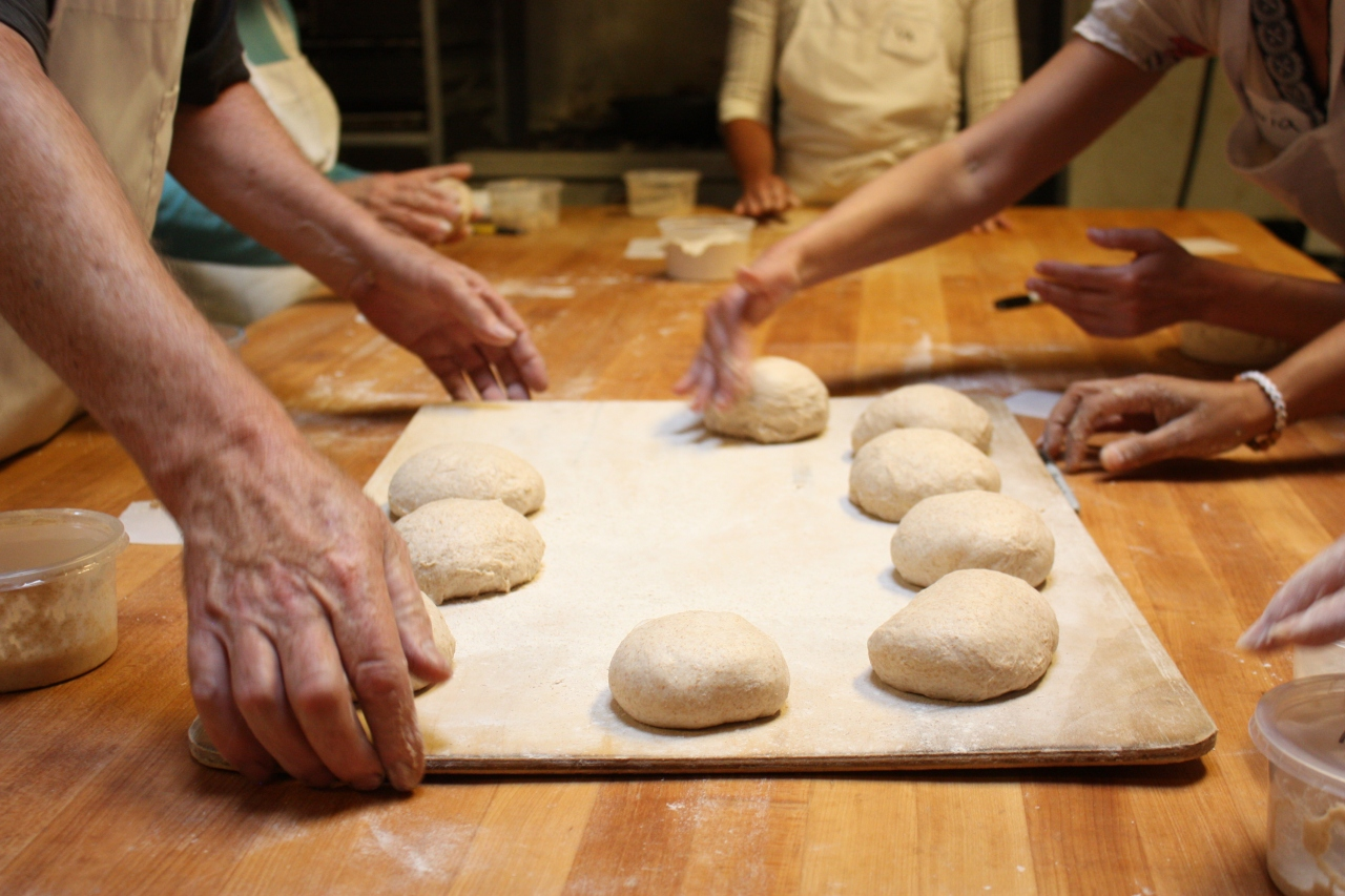 The Art of Bread: Sour Flour