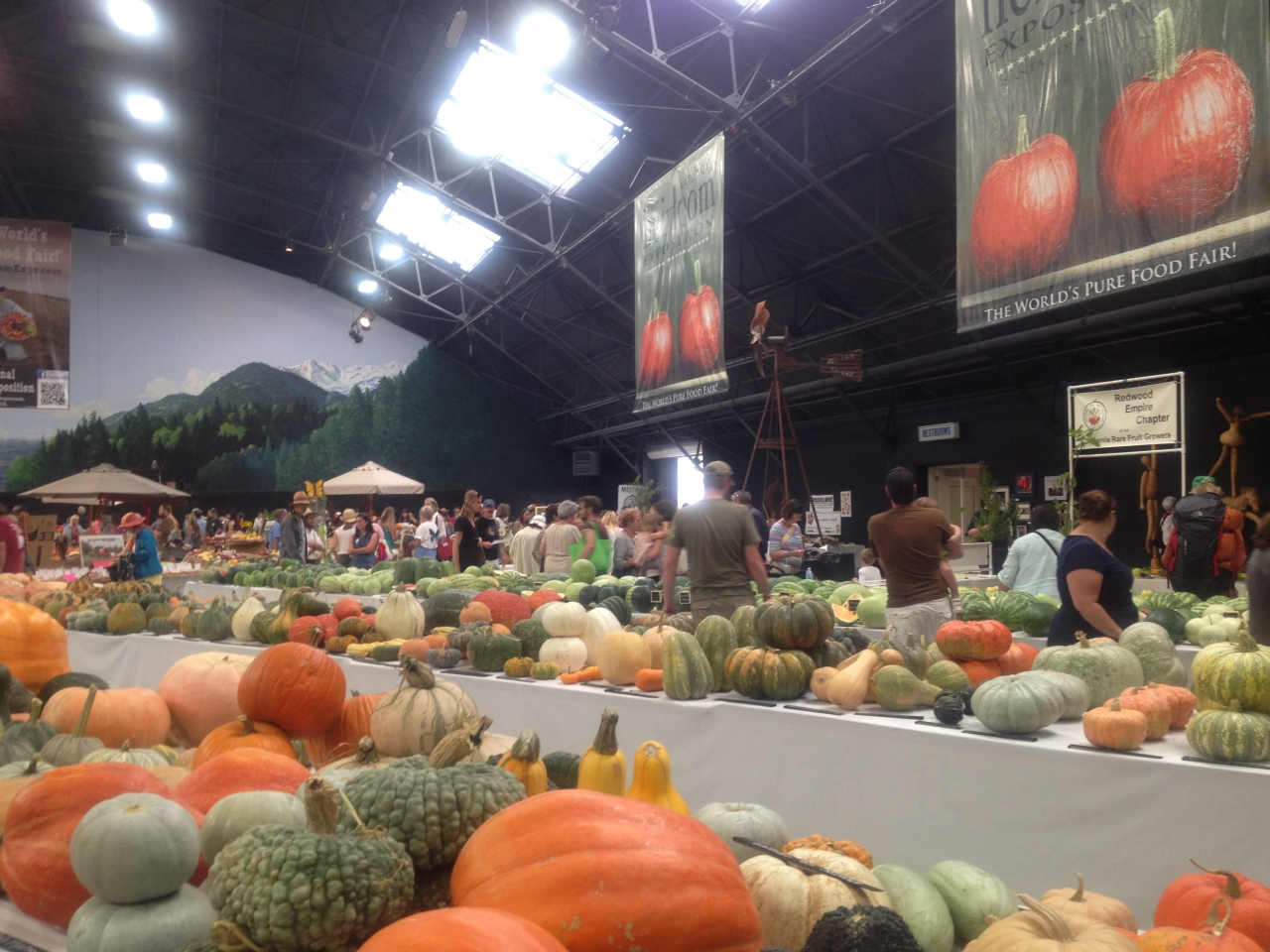 HEIRLOOM HEAVEN: Highlights from the 2013 National Heirloom Expo