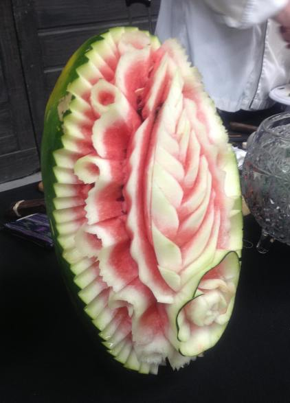Watermelon unveiled