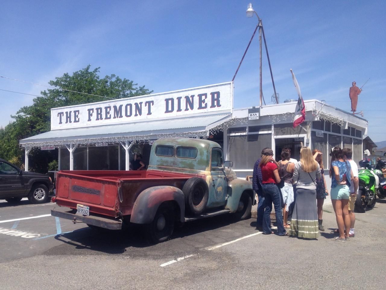 Sonoma's Retro-Fabulous FremontDiner