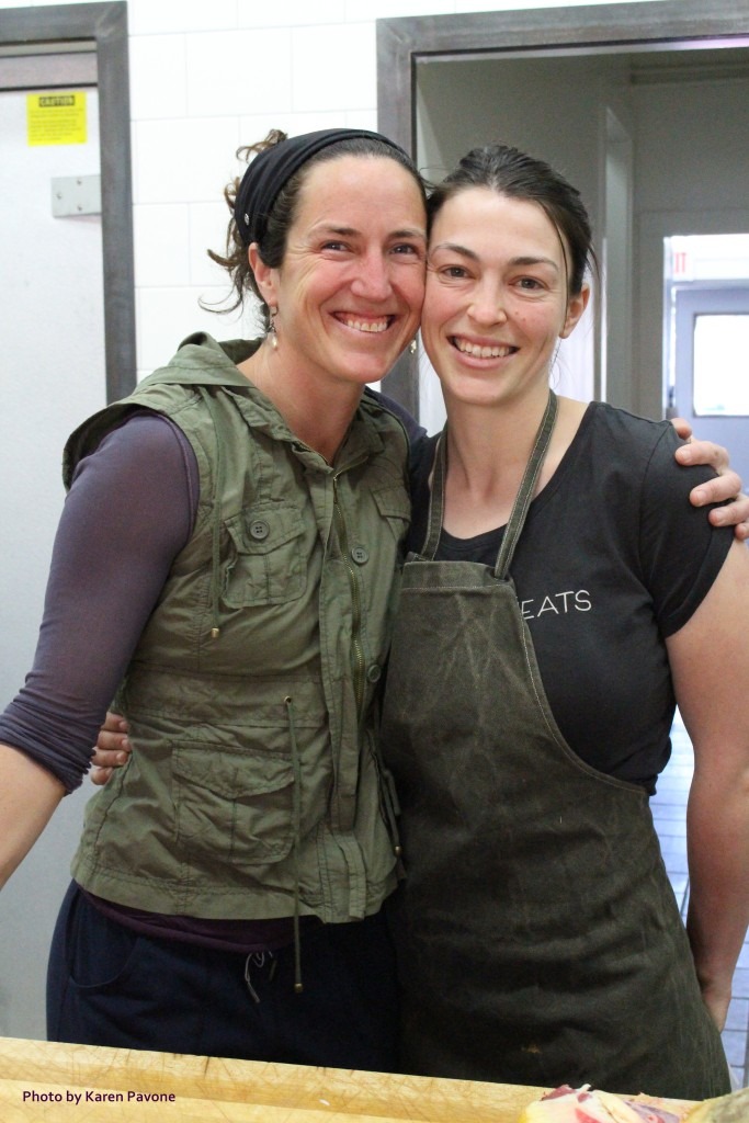 Lisa Modica & Molly Best of Thistle Meats
