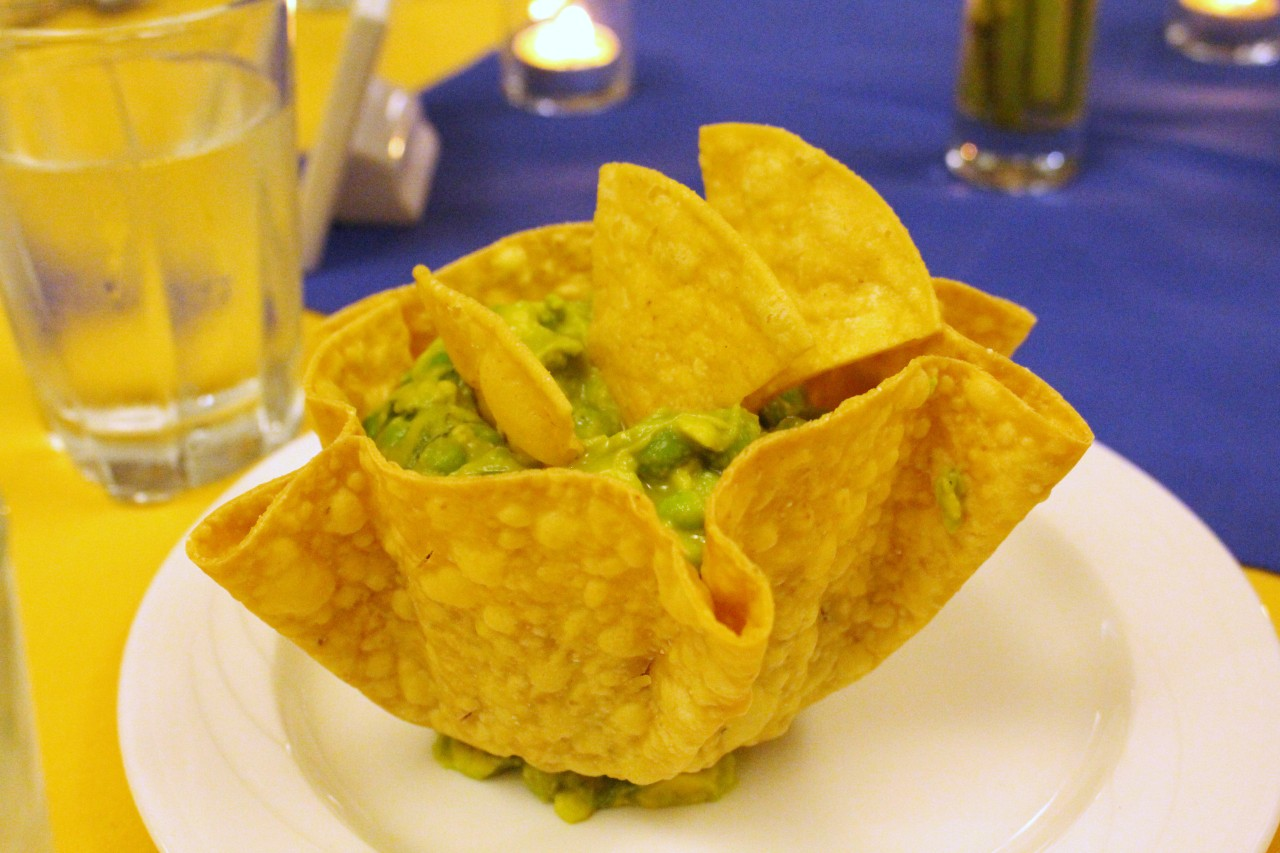 Celebrating Cinco de Mayo: Sweet Pea Guacamole