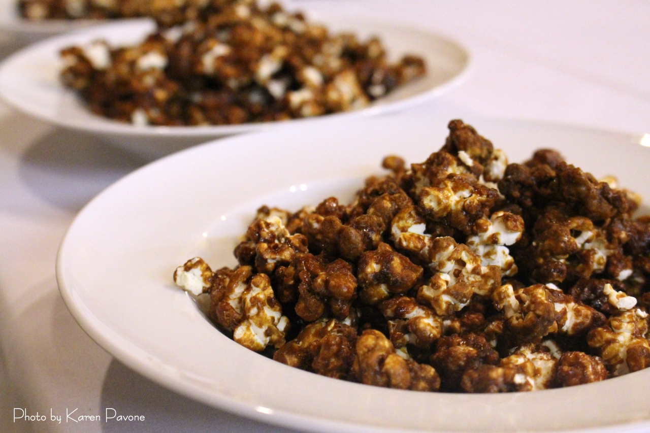 """Enlightened"" Caramel Corn"