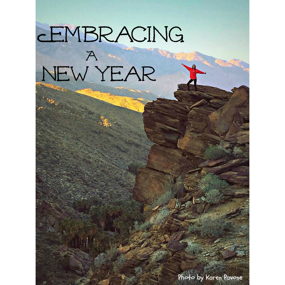 Embracing A New Year