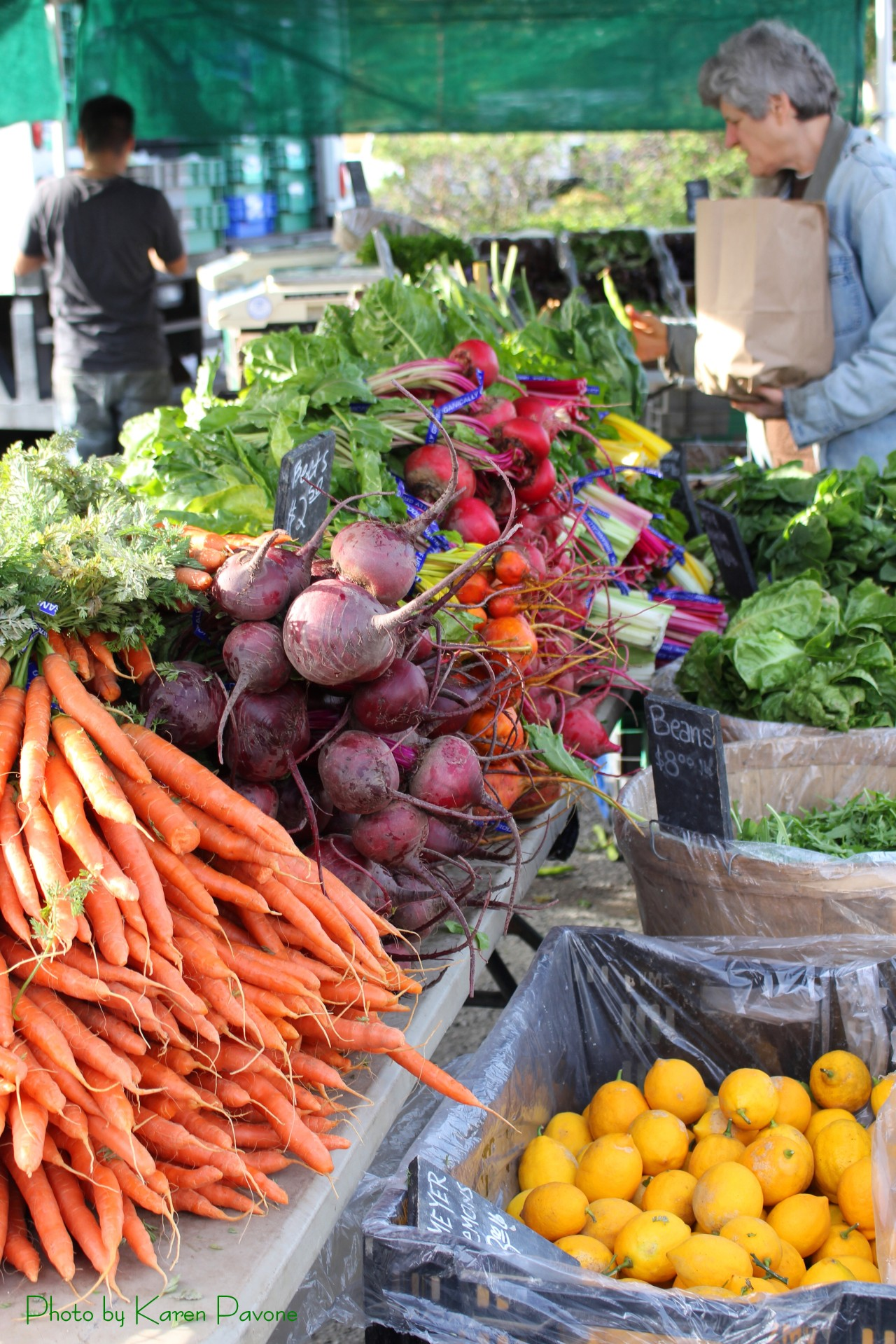Discovering Culinary Marin (Part One): Touring the Marin Civic Center Farmers Market