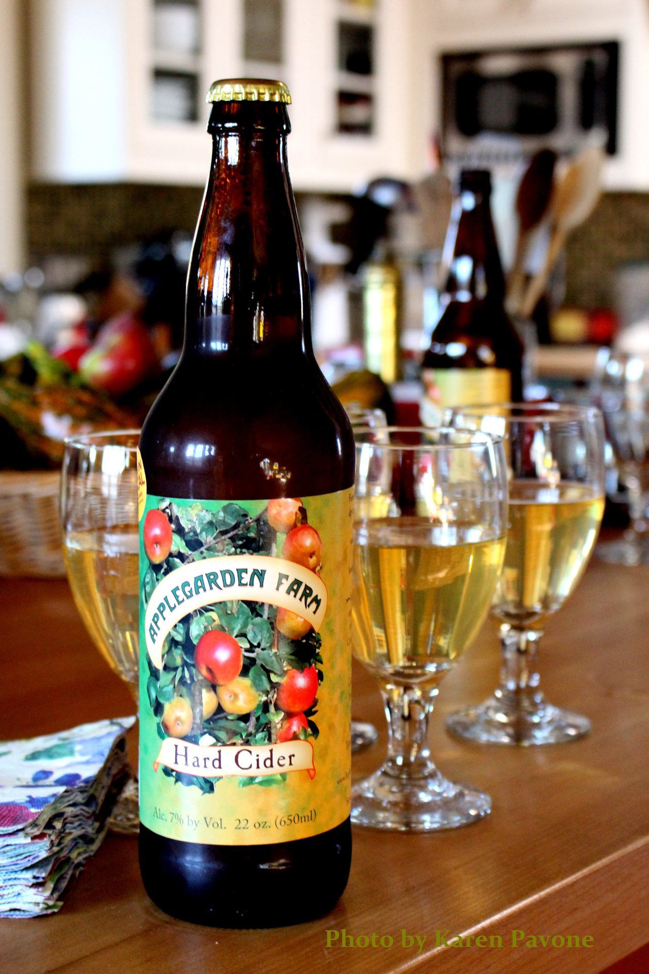 Hard Cider Holidays at AppleGarden Farm