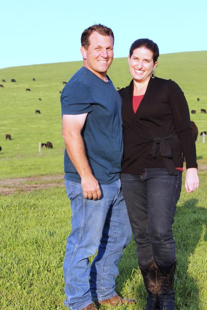 Loren & Lisa Poncia of Stemple Creek Ranch