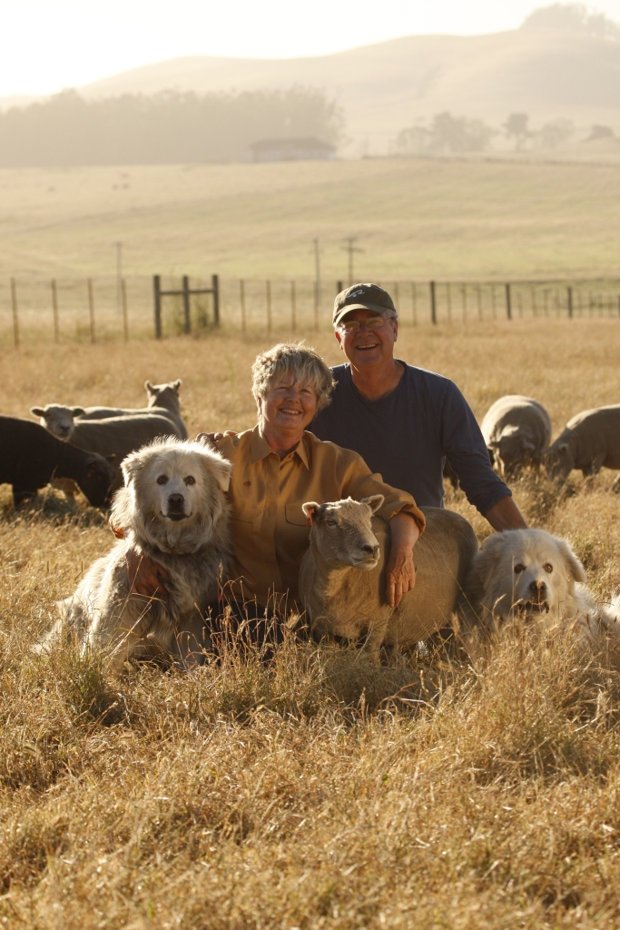 Deborah Walton & Tim Schaible of Canvas Ranch