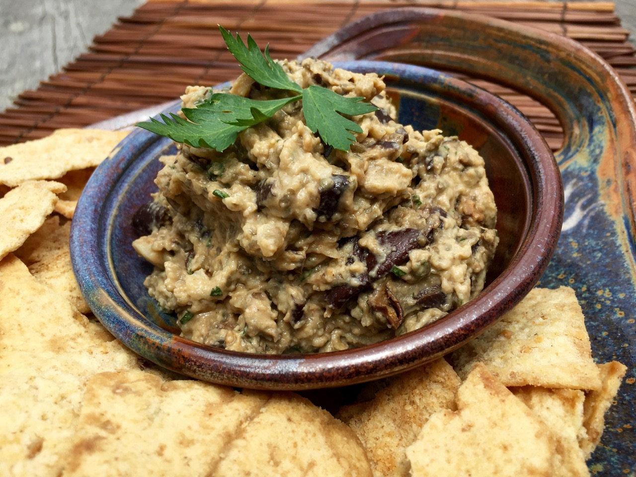 Smoky Baba Ganoush
