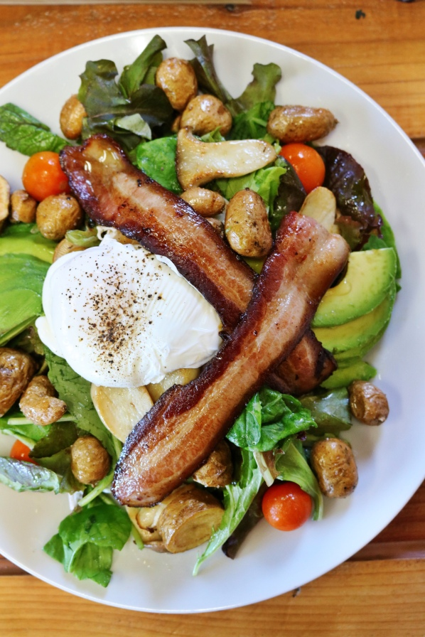 Estero Cafe Breakfast Salad