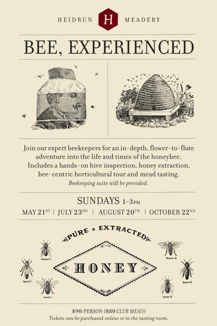 HEIDRUN BEE EXPERIENCE