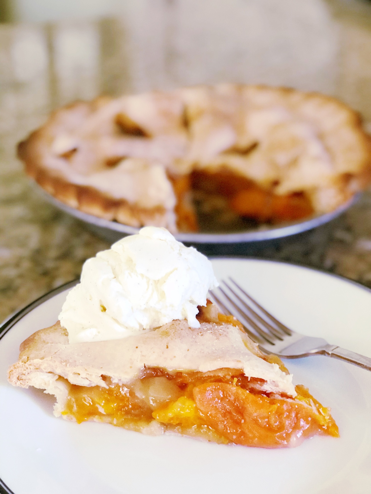 Heirloom recipe: Summer Apricot Pie
